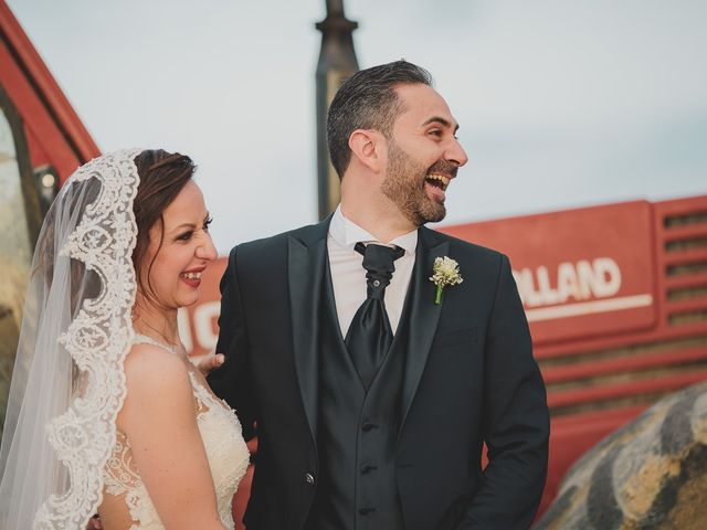 Il matrimonio di Francesco e Michela a Enna, Enna 43