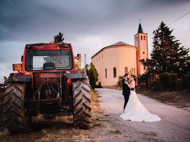 Il matrimonio di Francesco e Michela a Enna, Enna 44