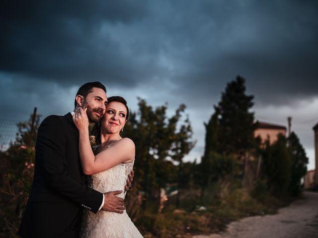 Il matrimonio di Francesco e Michela a Enna, Enna 45