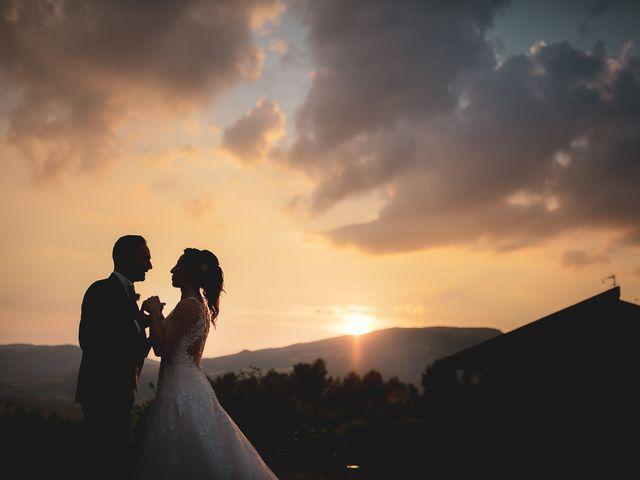 Il matrimonio di Francesco e Michela a Enna, Enna 47