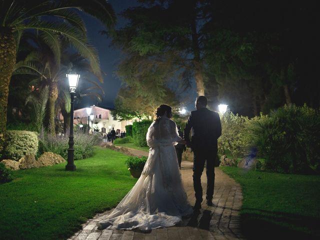 Il matrimonio di Francesco e Michela a Enna, Enna 50
