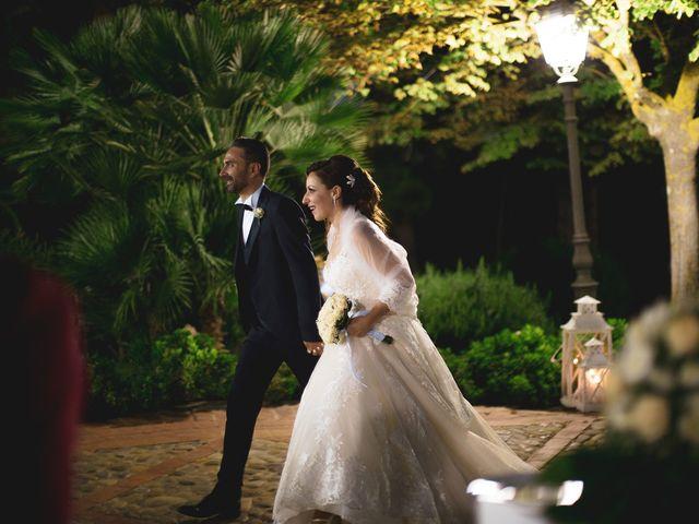 Il matrimonio di Francesco e Michela a Enna, Enna 51