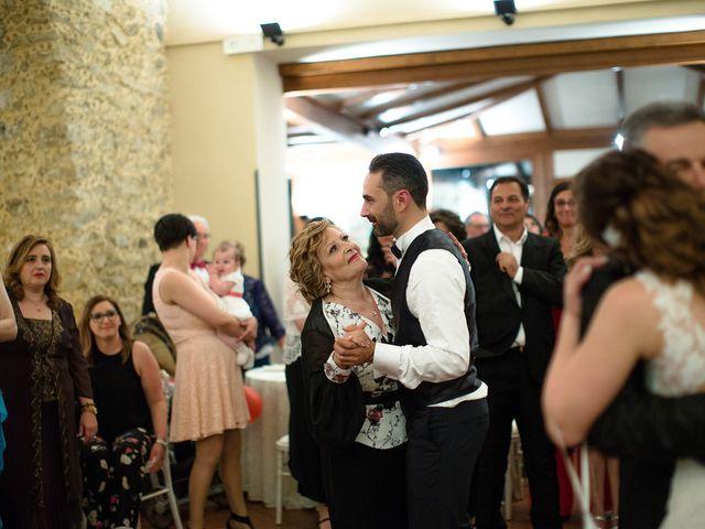 Il matrimonio di Francesco e Michela a Enna, Enna 55