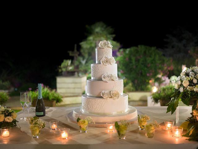 Il matrimonio di Francesco e Michela a Enna, Enna 56