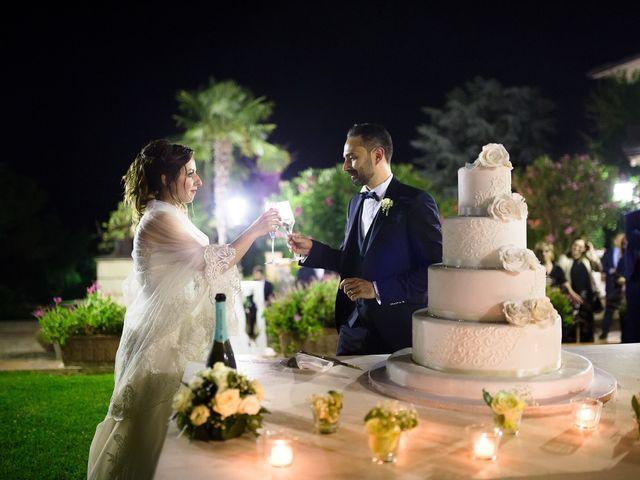 Il matrimonio di Francesco e Michela a Enna, Enna 57
