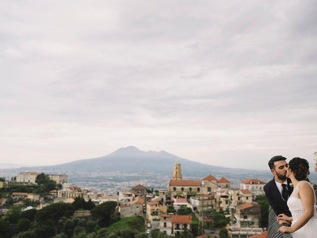 Le nozze di Annapaola e Domenico