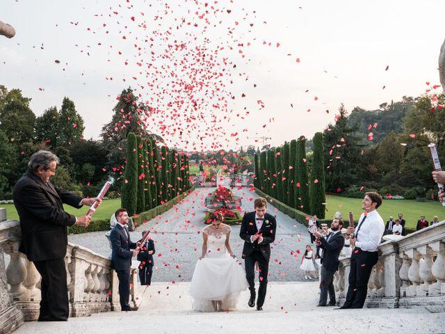 Il matrimonio di Alessandro e Maria Luisa a Trescore Balneario, Bergamo 12