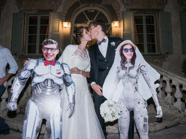 Il matrimonio di Alessandro e Maria Luisa a Trescore Balneario, Bergamo 23