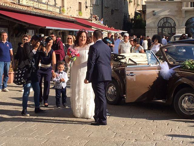 Il matrimonio di Andrea  e Annalisa a San Marino, San Marino 31