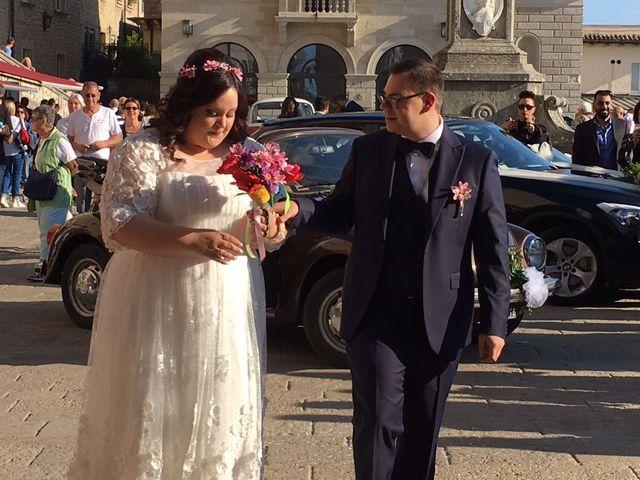 Il matrimonio di Andrea  e Annalisa a San Marino, San Marino 32