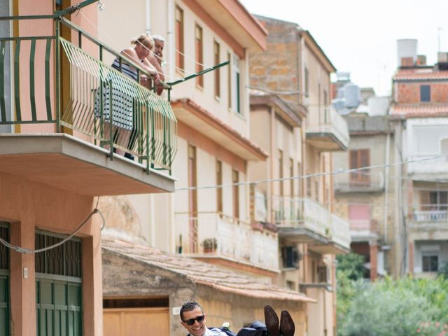 Il matrimonio di Graziano e Liliana a Santa Caterina Villarmosa, Caltanissetta 16