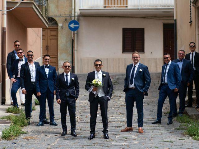 Il matrimonio di Graziano e Liliana a Santa Caterina Villarmosa, Caltanissetta 17