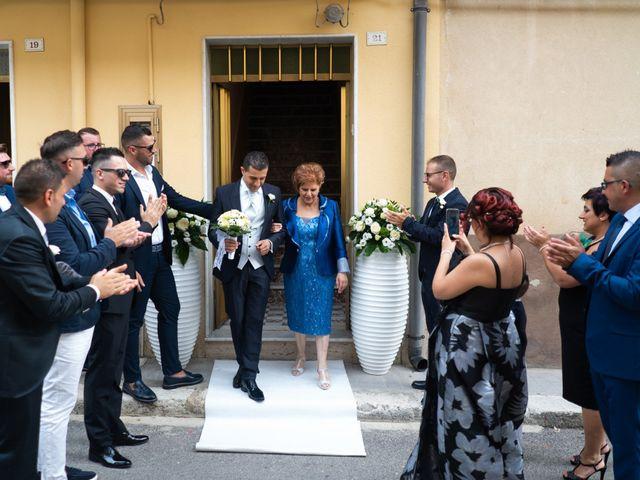 Il matrimonio di Graziano e Liliana a Santa Caterina Villarmosa, Caltanissetta 19