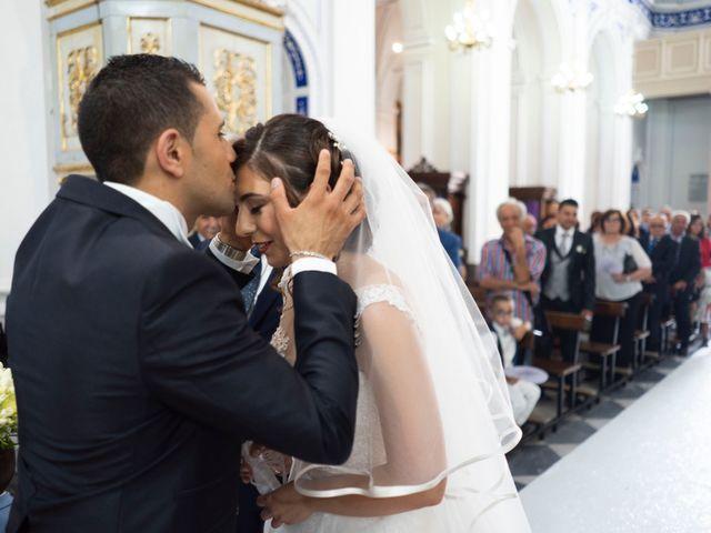 Il matrimonio di Graziano e Liliana a Santa Caterina Villarmosa, Caltanissetta 21