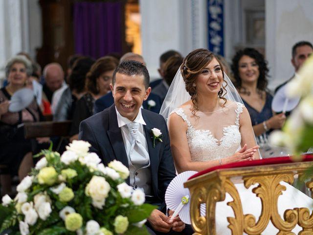 Il matrimonio di Graziano e Liliana a Santa Caterina Villarmosa, Caltanissetta 22