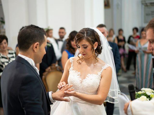Il matrimonio di Graziano e Liliana a Santa Caterina Villarmosa, Caltanissetta 23