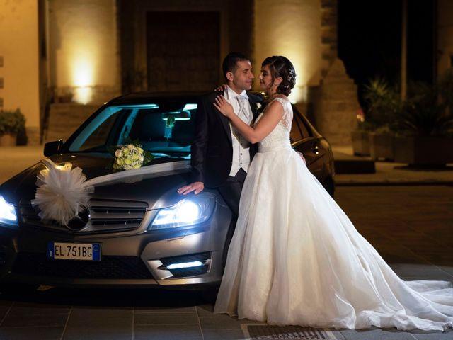 Il matrimonio di Graziano e Liliana a Santa Caterina Villarmosa, Caltanissetta 24