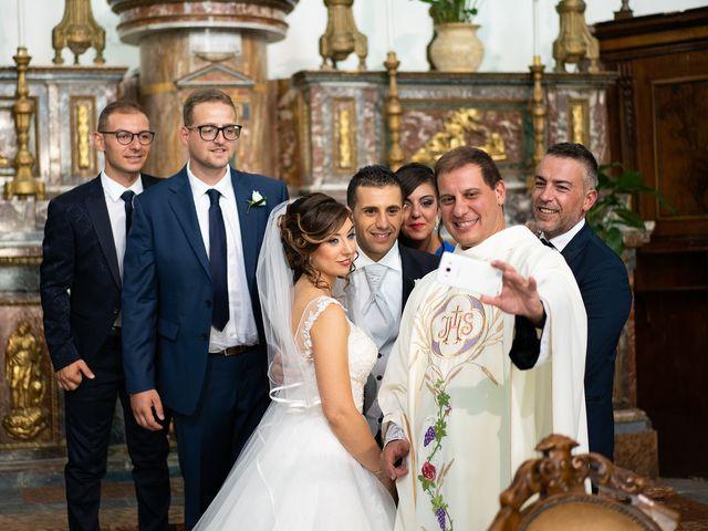 Il matrimonio di Graziano e Liliana a Santa Caterina Villarmosa, Caltanissetta 26