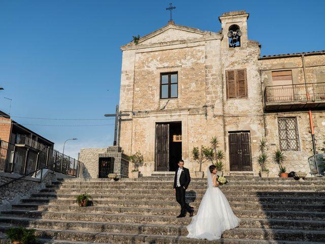 Il matrimonio di Graziano e Liliana a Santa Caterina Villarmosa, Caltanissetta 29