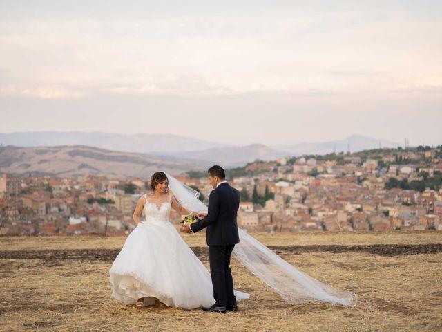 Il matrimonio di Graziano e Liliana a Santa Caterina Villarmosa, Caltanissetta 30