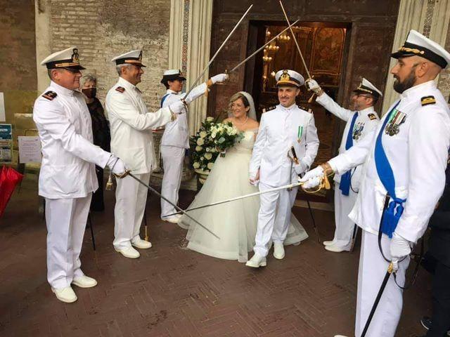 Il matrimonio di Daniela e Bruno a Roma, Roma 2