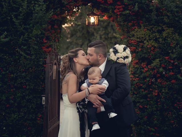 Il matrimonio di Yury e Giulia a Zevio, Verona 1