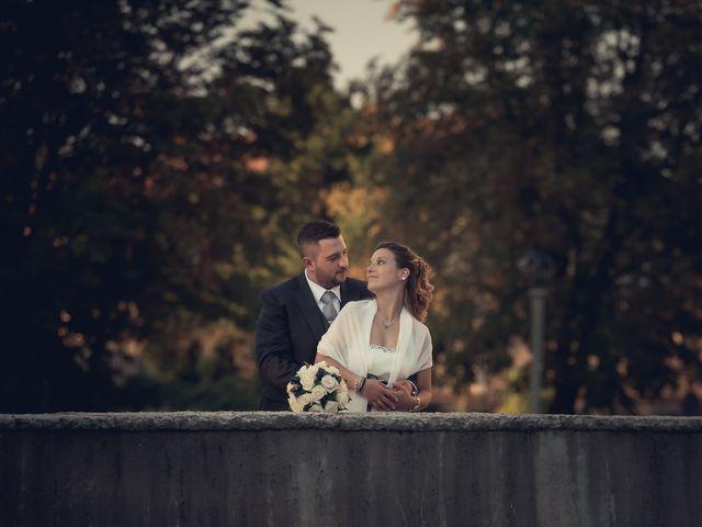 Le nozze di Giulia e Yury