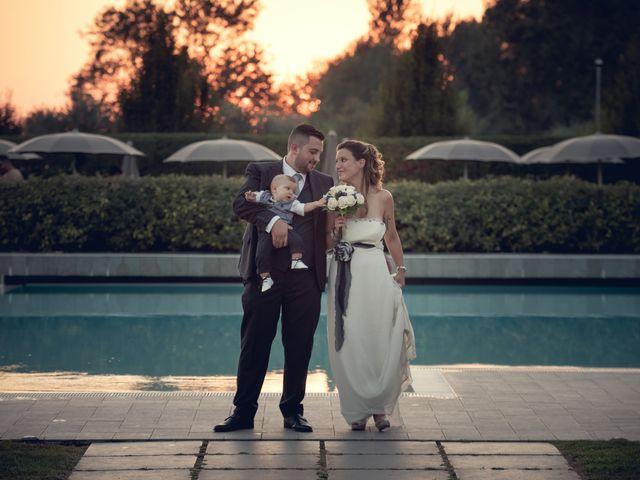 Il matrimonio di Yury e Giulia a Zevio, Verona 24