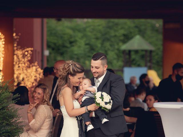 Il matrimonio di Yury e Giulia a Zevio, Verona 25