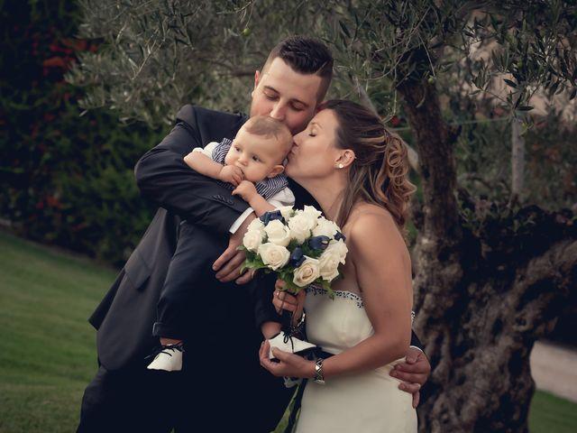 Il matrimonio di Yury e Giulia a Zevio, Verona 27