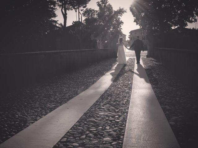 Il matrimonio di Yury e Giulia a Zevio, Verona 2