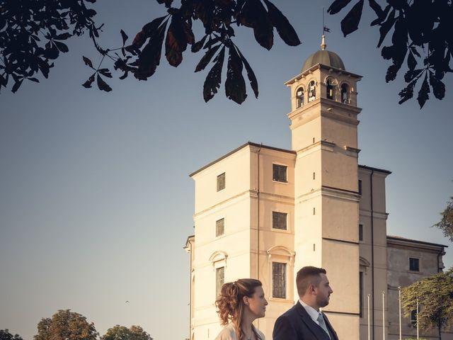 Il matrimonio di Yury e Giulia a Zevio, Verona 31