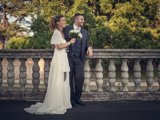 Il matrimonio di Yury e Giulia a Zevio, Verona 32
