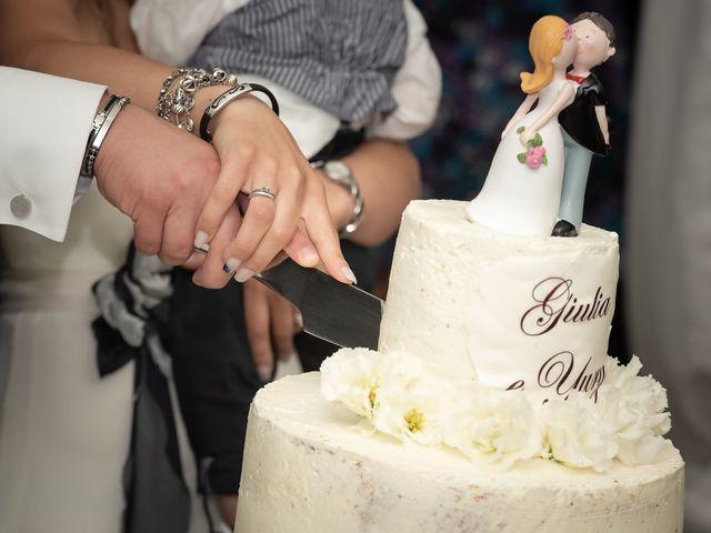 Il matrimonio di Yury e Giulia a Zevio, Verona 35