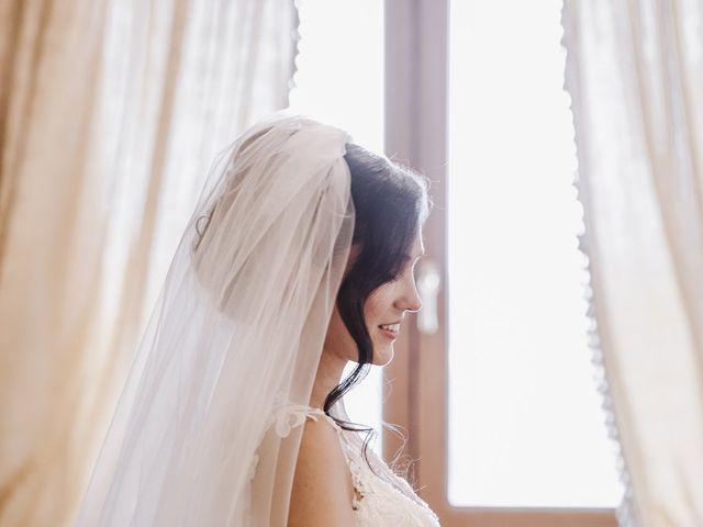 Il matrimonio di Nicola e Monica a Pescantina, Verona 12