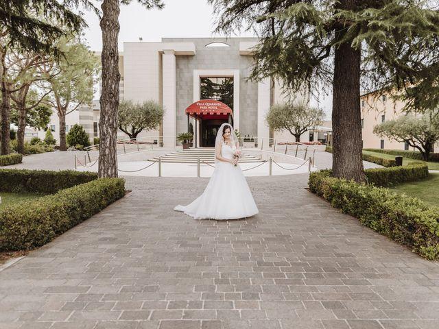 Il matrimonio di Nicola e Monica a Pescantina, Verona 14