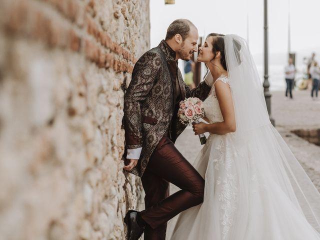 Il matrimonio di Nicola e Monica a Pescantina, Verona 23