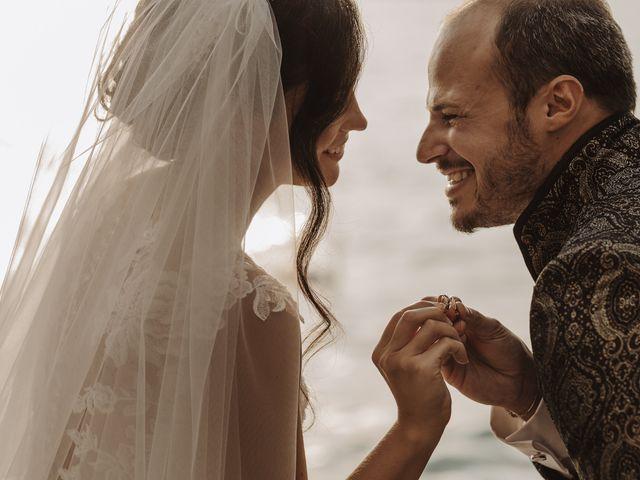 Il matrimonio di Nicola e Monica a Pescantina, Verona 28
