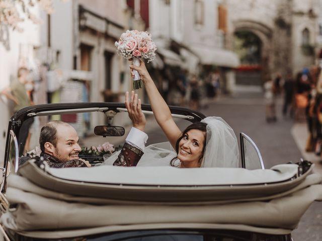 Il matrimonio di Nicola e Monica a Pescantina, Verona 31