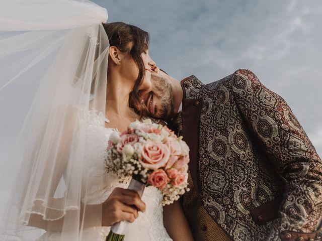 Il matrimonio di Nicola e Monica a Pescantina, Verona 32
