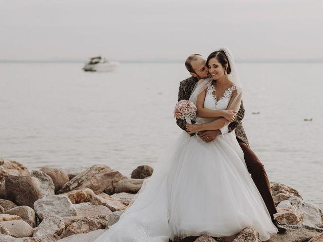 Il matrimonio di Nicola e Monica a Pescantina, Verona 33