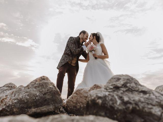 Il matrimonio di Nicola e Monica a Pescantina, Verona 35