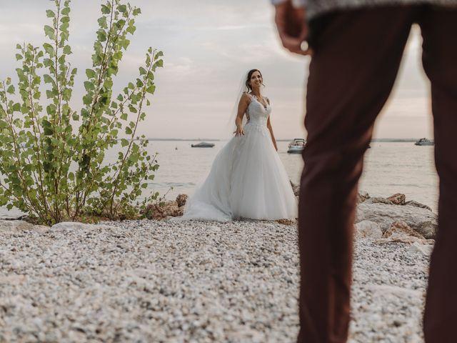 Il matrimonio di Nicola e Monica a Pescantina, Verona 36