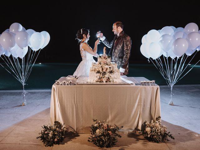 Il matrimonio di Nicola e Monica a Pescantina, Verona 40