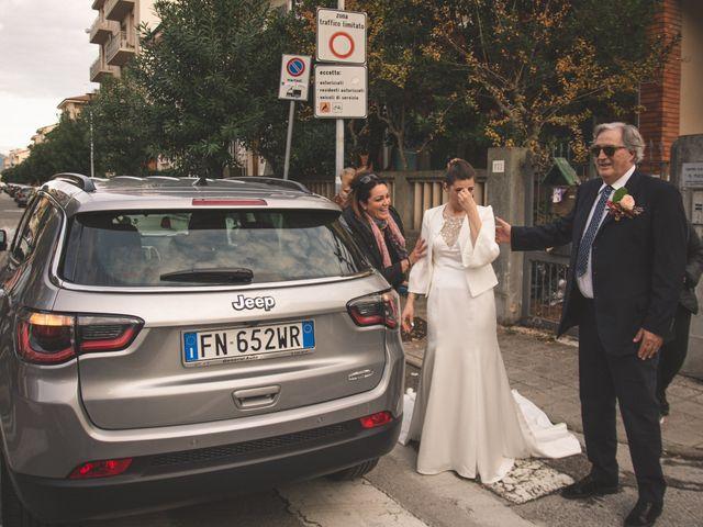 Il matrimonio di Manuel e Alice a Viareggio, Lucca 26