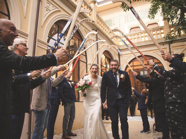 Il matrimonio di Manuel e Alice a Viareggio, Lucca 34