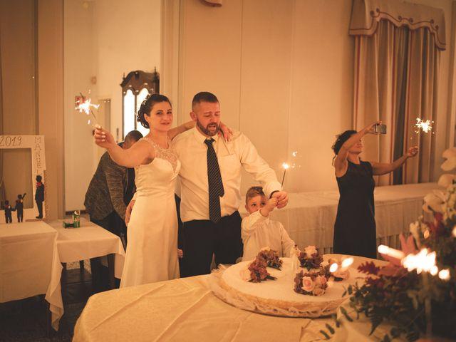 Il matrimonio di Manuel e Alice a Viareggio, Lucca 44