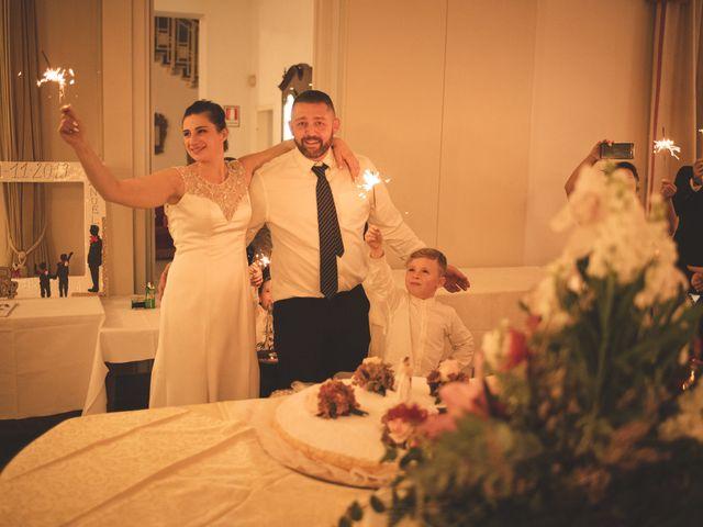 Il matrimonio di Manuel e Alice a Viareggio, Lucca 45