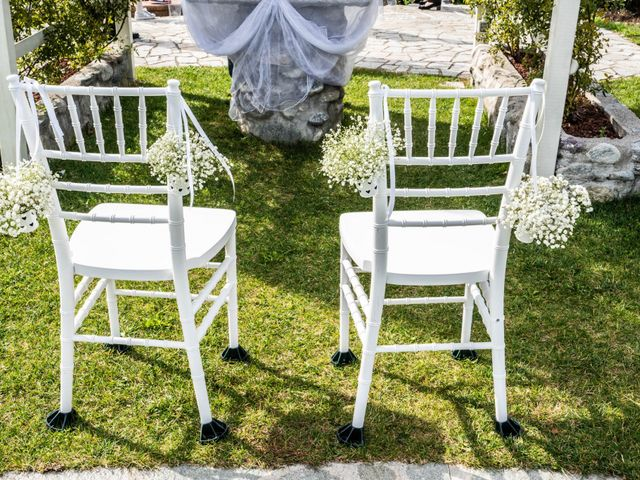 Il matrimonio di Luca  e Hodry  a Como, Como 2