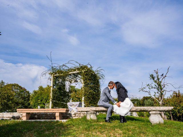 Il matrimonio di Luca  e Hodry  a Como, Como 3